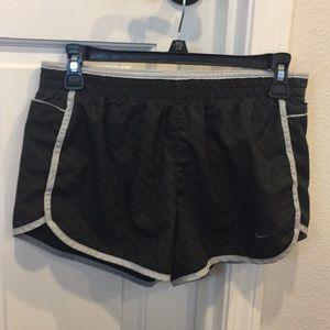 Nike Dri Fit running shorts